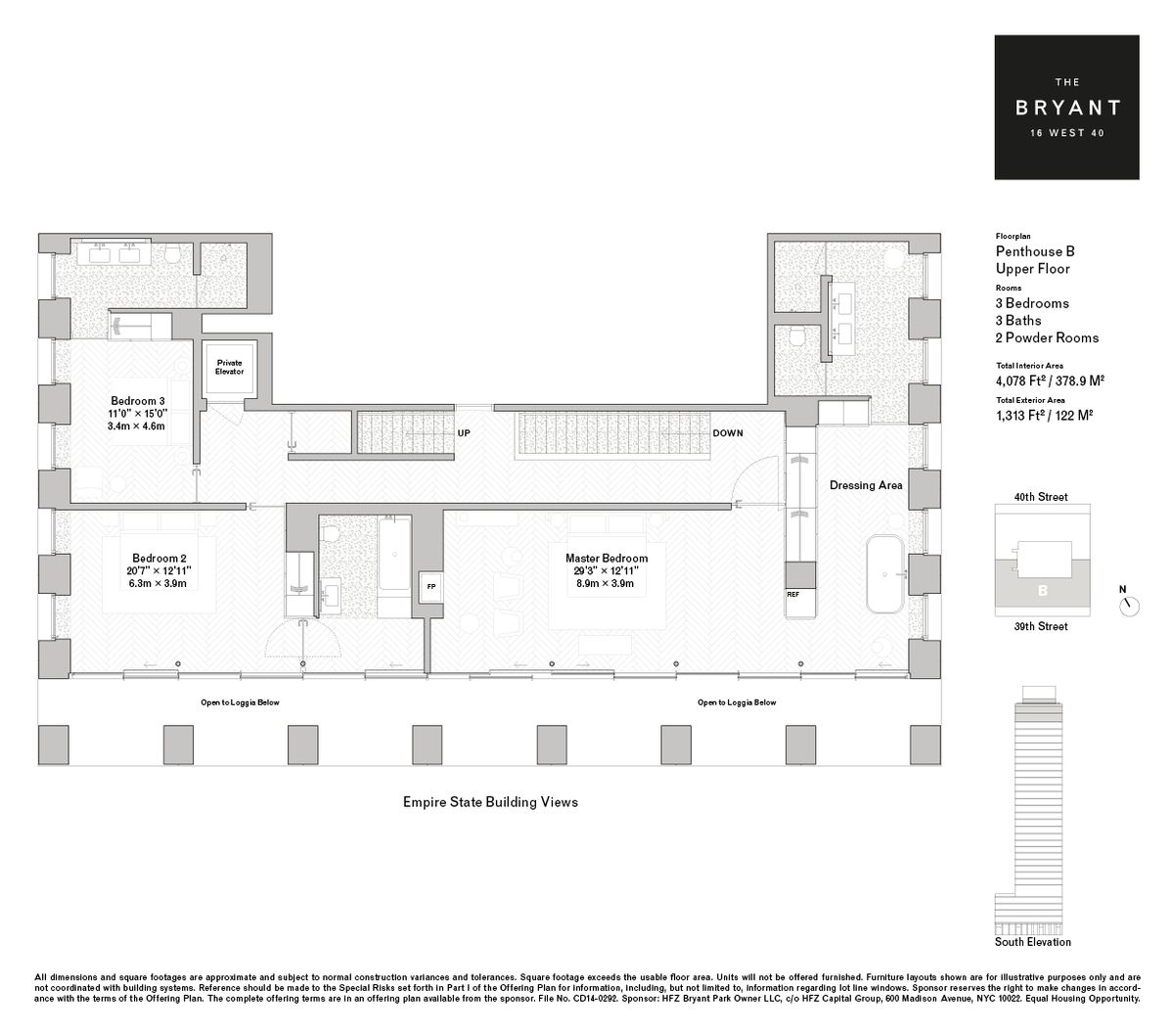 David Chipperfields The Bryant unveils the first of its two – Bryant Homes Floor Plans