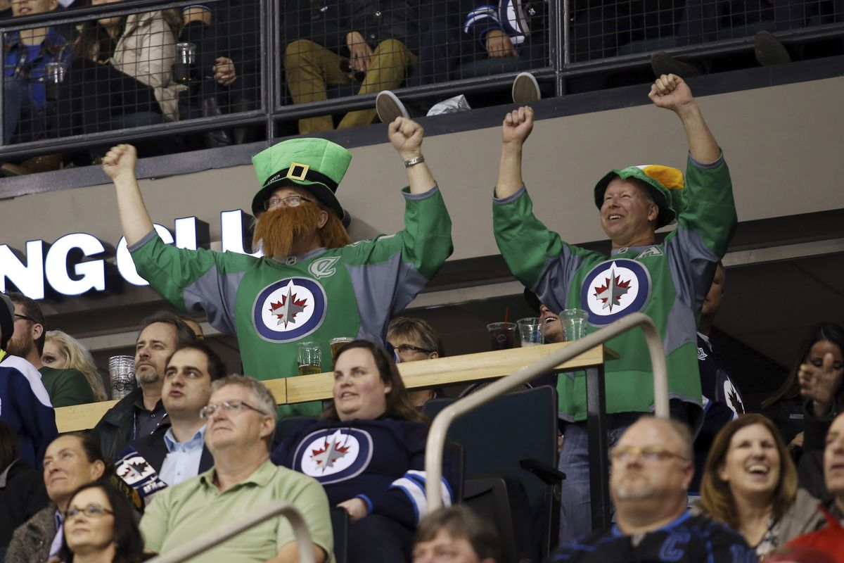 695717c9b St. Patrick's Day NHL merch is dumb and so are you if you buy it ...