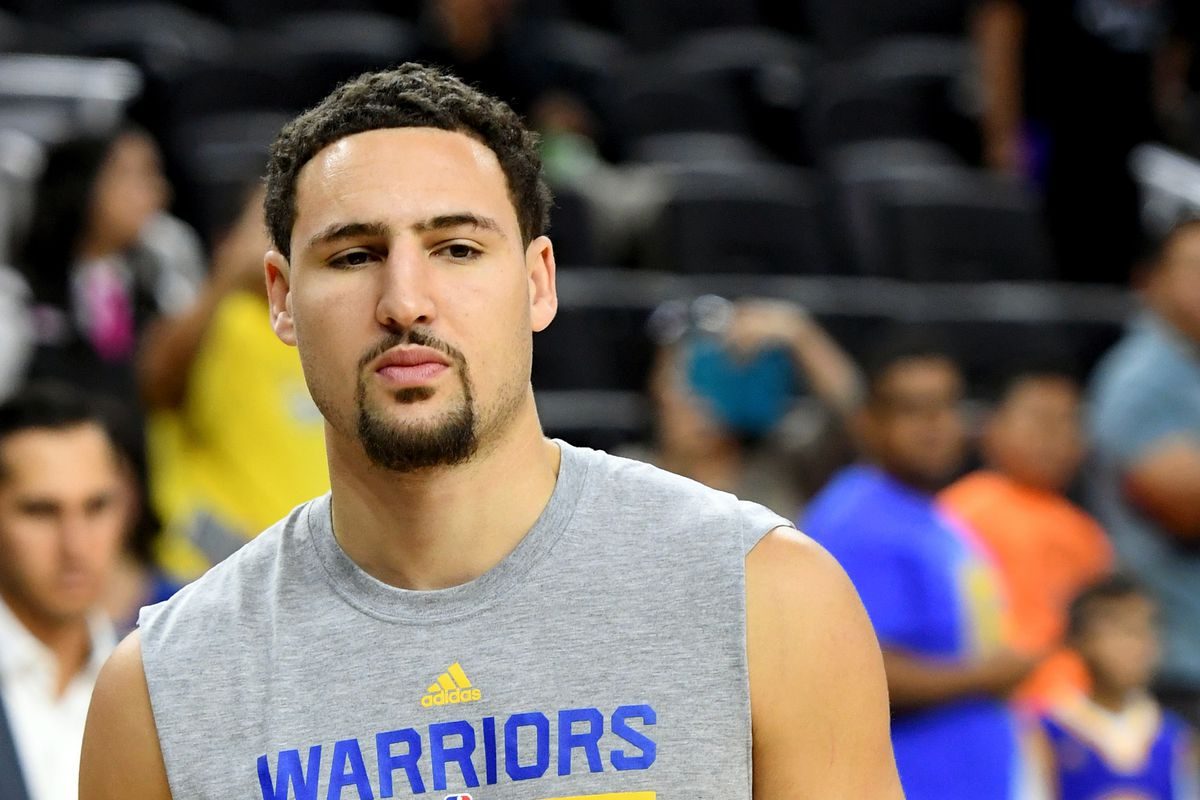 14eeedc70 NBA Free Agent Rumors  Lakers reportedly might favor Klay Thompson next  offseason