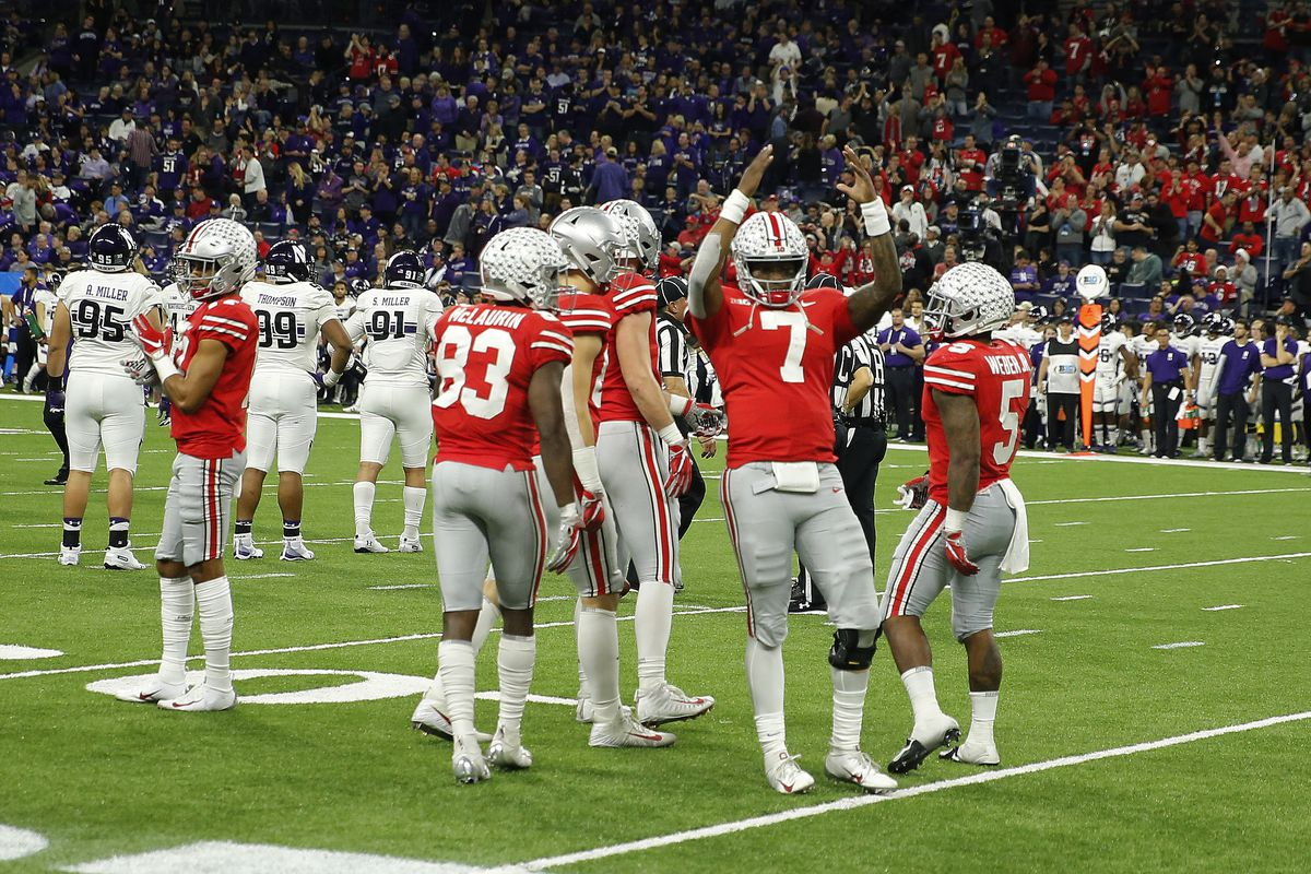 Ohio State, Washington Rose Bowl 2019 score predictions