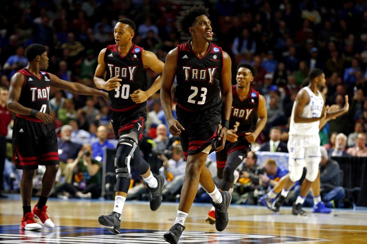 NCAA Basketball: NCAA Tournament-First Round-Duke vs Troy
