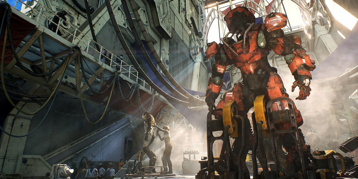 Report Bioware Doubling Down On Anthem Attempting Anthem 2 0