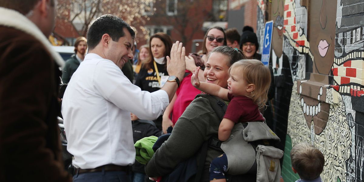 Poll: Pete Buttigieg becomes the presidential frontrunner in Iowa