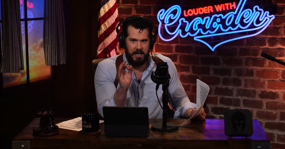 Inexplicably, YouTube says extremely racist Steven Crowder video isn't hate speech
