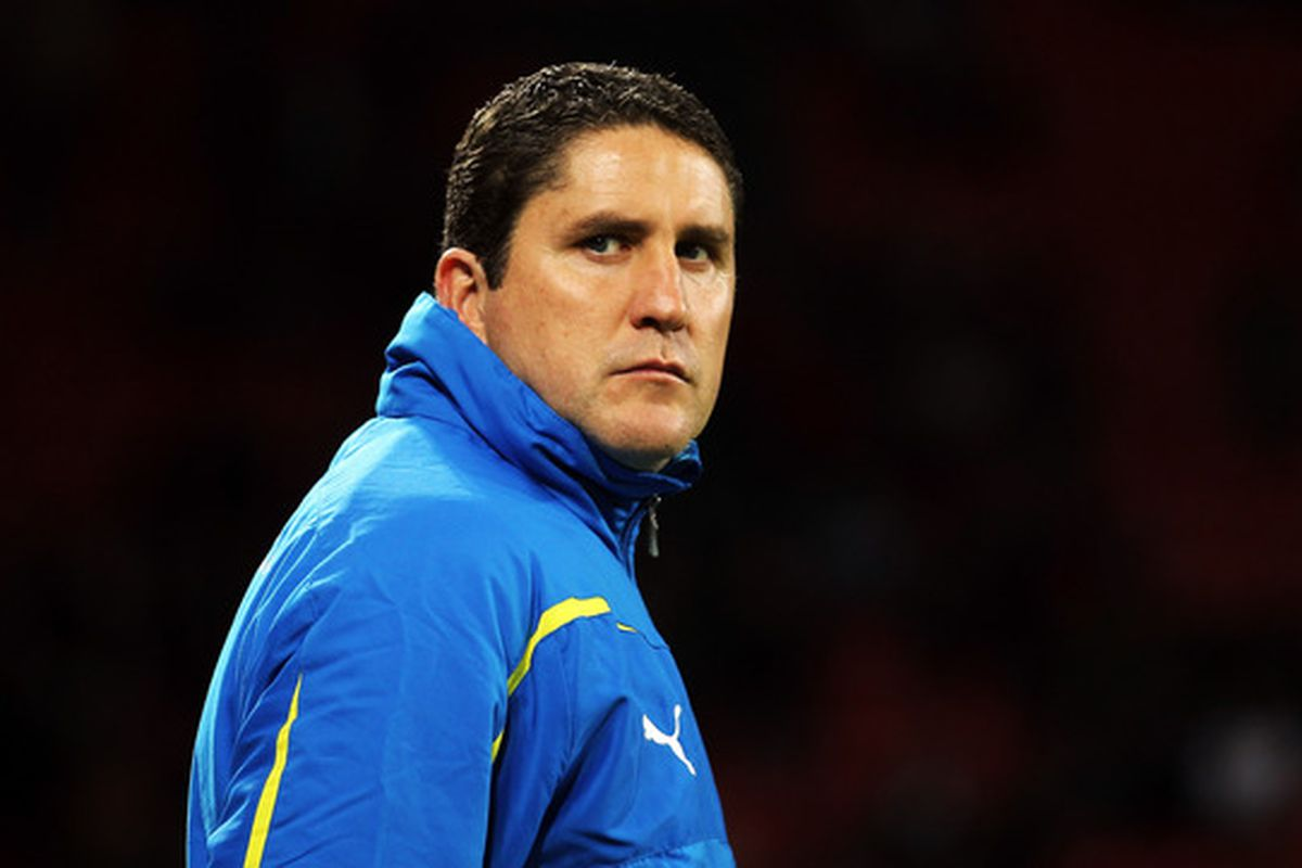 Coach Garrido completes his first full year in charge, guiding Villarreal to a fourth-place finish and European qualification.  What will iie ahead?(Photo by Lars Baron/Bongarts/Getty Images)