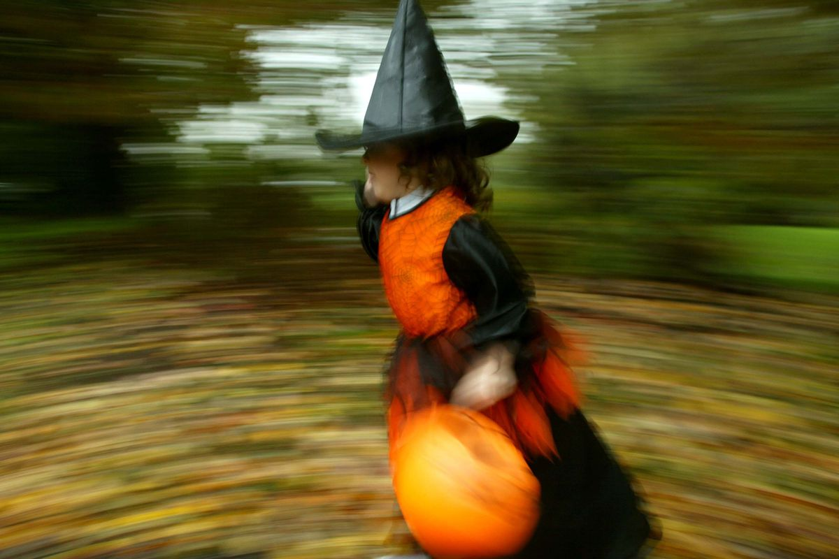 Parents In DC-Area Feel Safe To Let Kids Trick Or Treat
