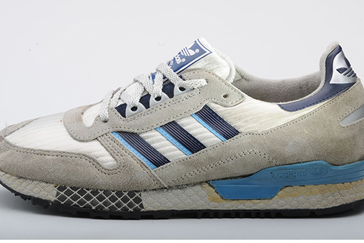 """Image via <a href=""""http://www.gq.com/style/blogs/the-gq-eye/2014/10/an-exclusive-look-at-the-worlds-rarest-collection-of-vintage-adidas-sneakers.html"""">GQ</a>"""