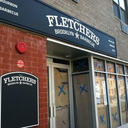 Fletcher's Brooklyn Barbecue in Gowanus.