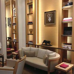 Cartier's VIP room. Photo via Cartier.