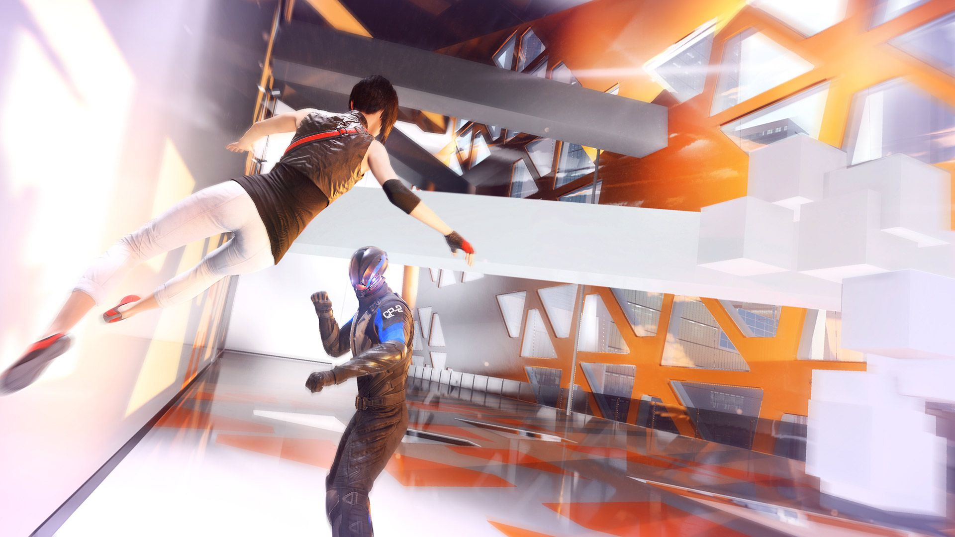 mirror's edge catalyst review screen 1