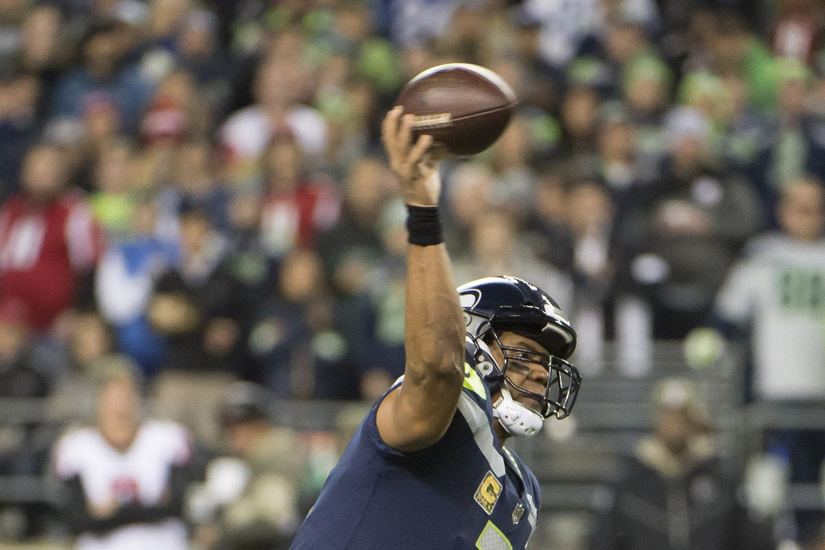 cfa9a2618fa Russell Wilson is poised to break every Seahawks passing record by 2020