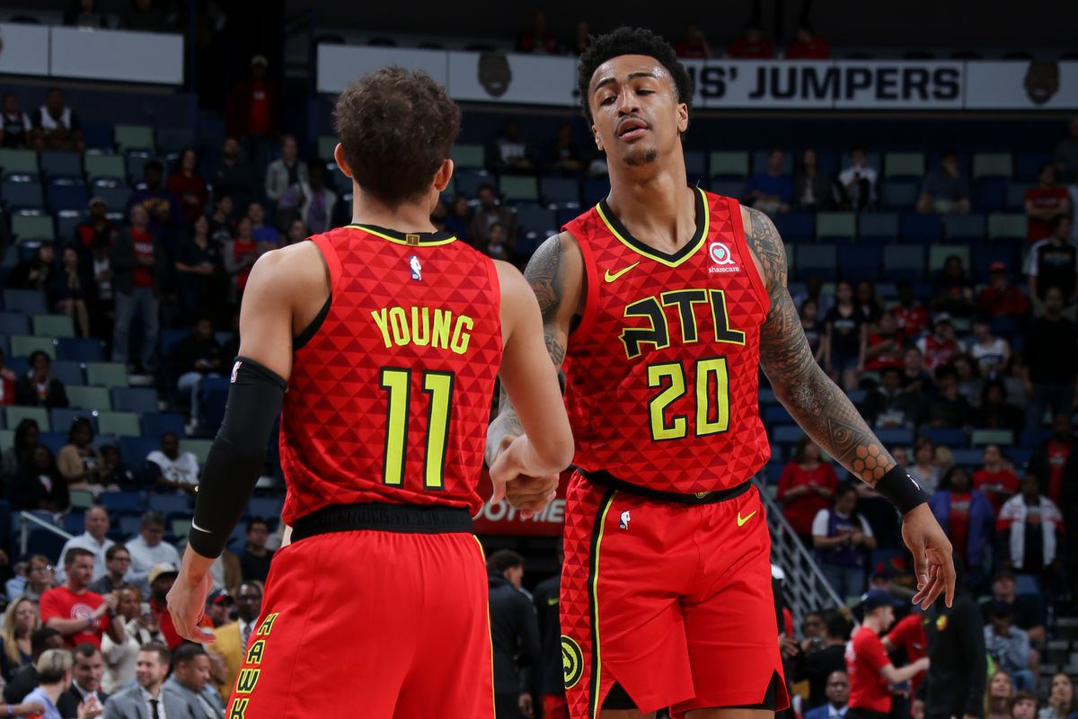 Atlanta Hawks: Will John Collins or Trae Young make the All-Star team?