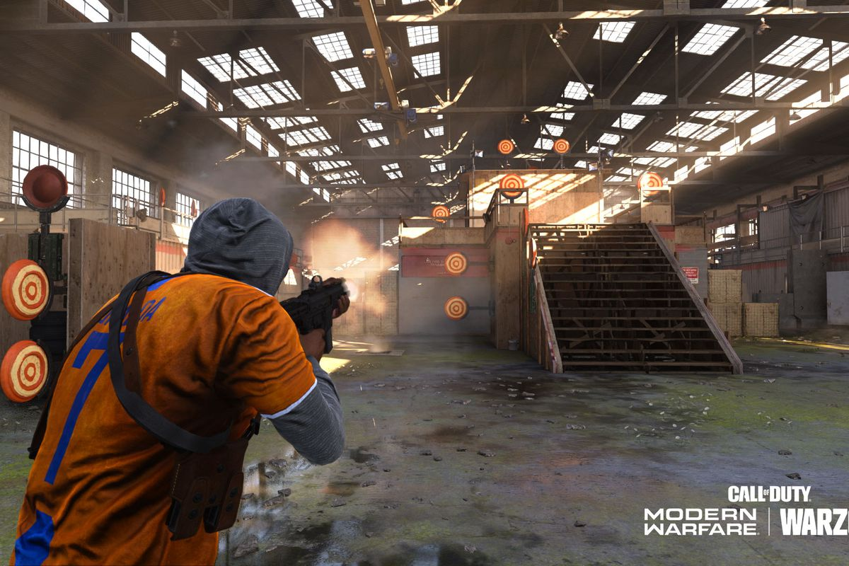 Call Of Duty Warzone S Season 5 Reloaded Adds New Mode Polygon