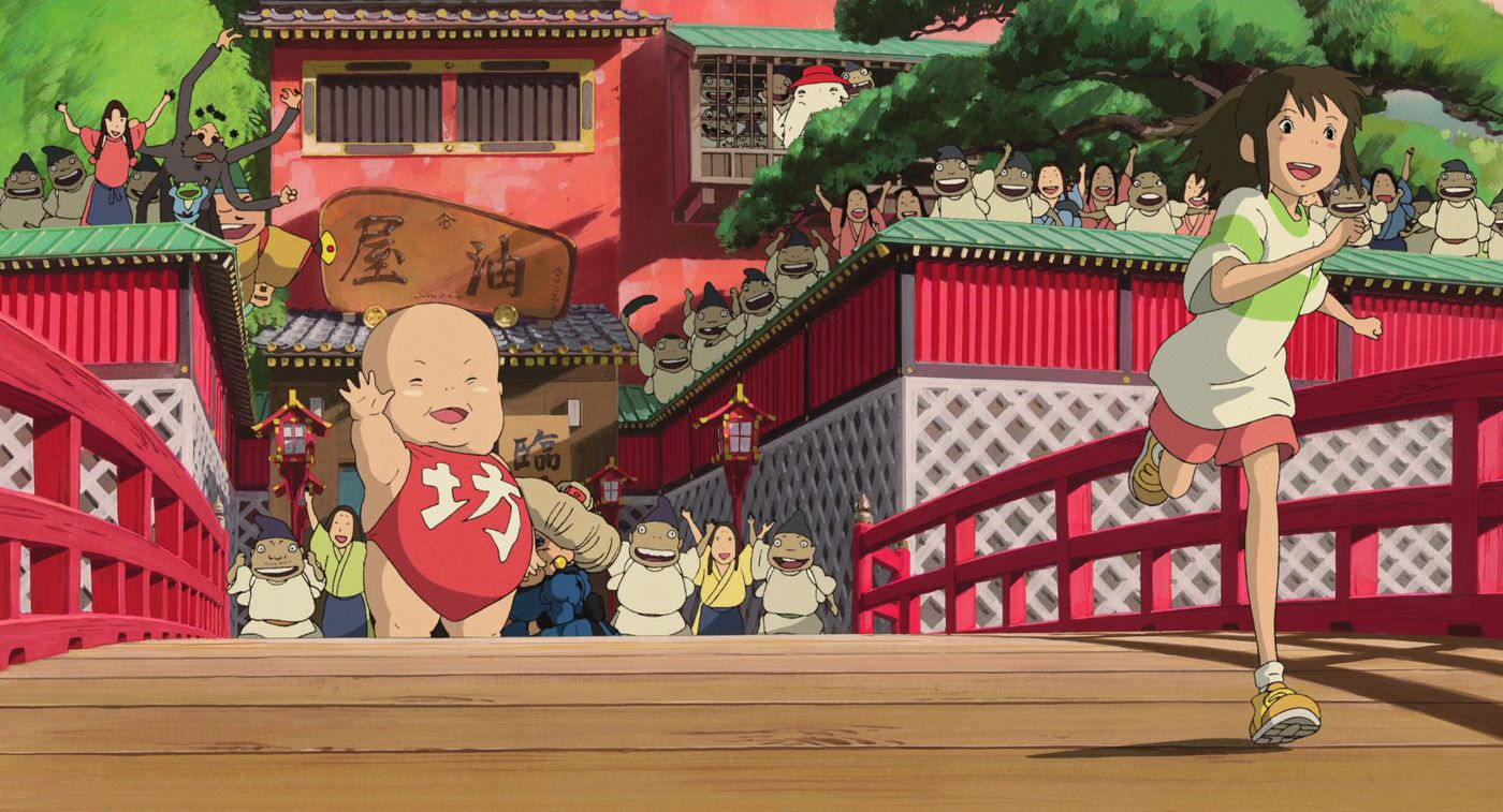 Spirited Away Is Best Studio Ghibli Movie To Watch Right Now Here S Why Polygon