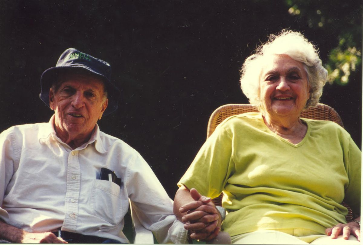 Myron Rush cared for his wife Theresa as her health failed.   Provided photo