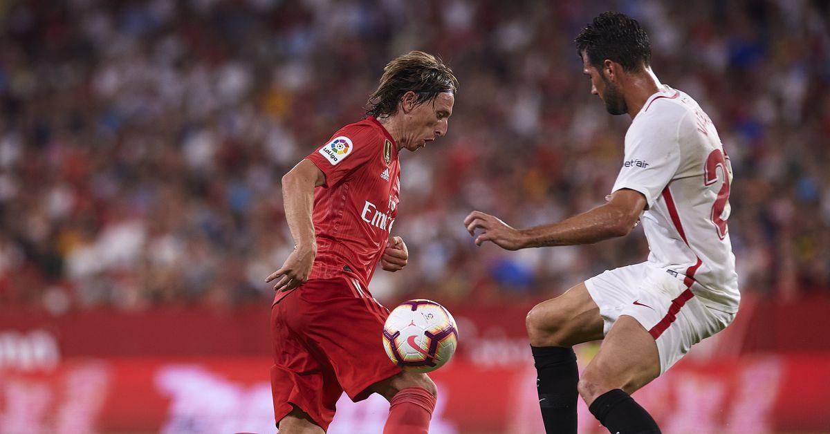 Real Madrid vs Sevilla, 2019 live stream: Time, TV ...