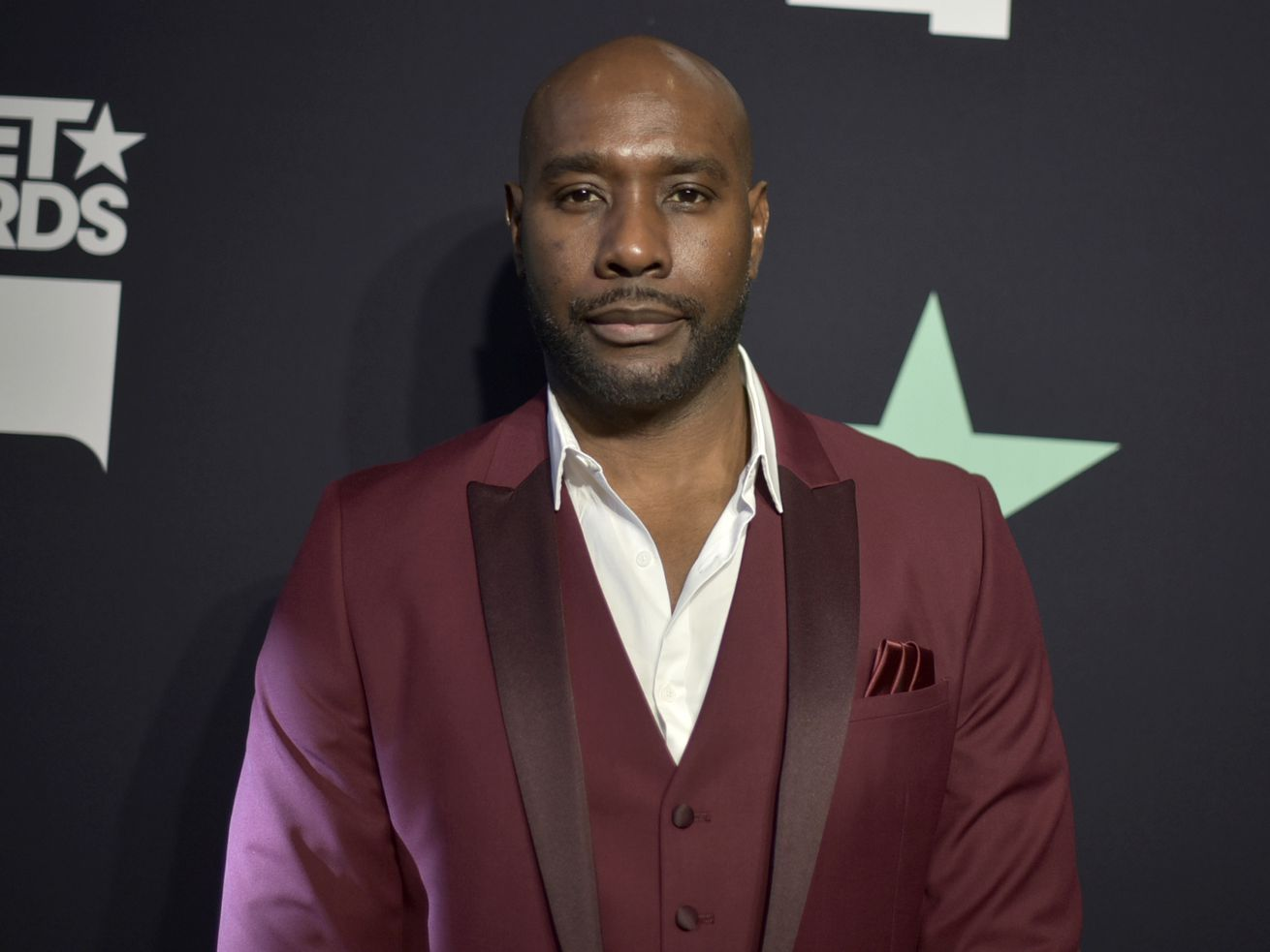 """Morris Chestnut poses in the press room at the BET Awards in 2019 in Los Angeles. Affluent Black families are the focus of """"Our Kind of People,"""" a new Fox drama series from """"Empire"""" creator Lee Daniels and starring Chestnut that will join the network's fall schedule."""