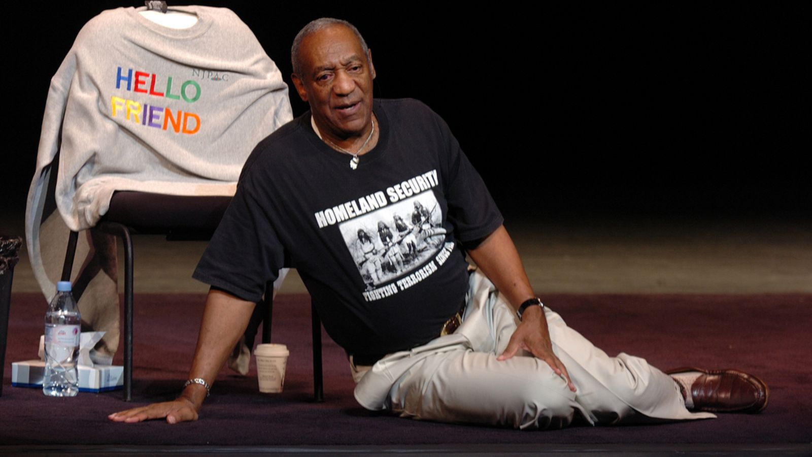 Netflix Adds Bill Cosby To Upcoming Stand up Comedy