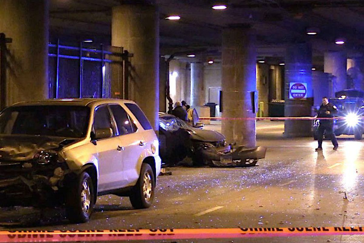 Woman charged in Lower Wacker crash that killed her 1-year