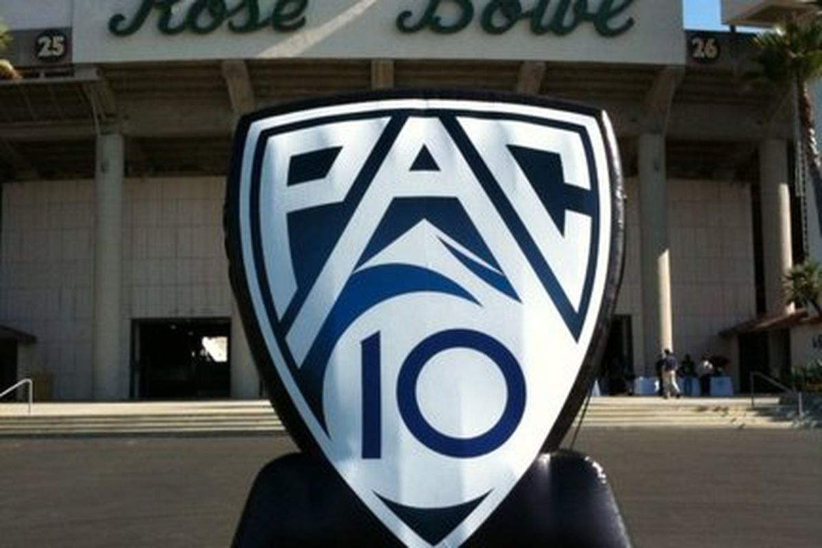 More from Pac-10 Media Day.  Will it ever end?
