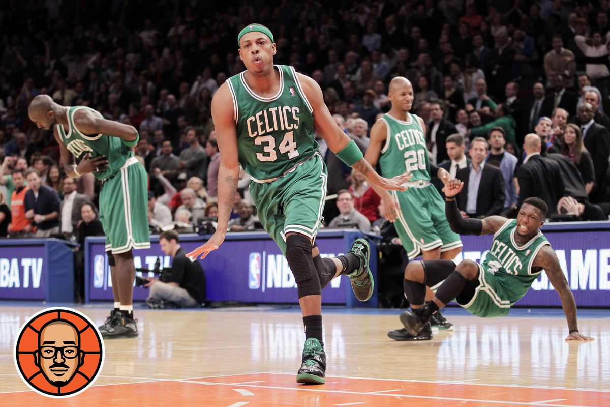 This Photo From a 2010 Celtics-Knicks Game Is Worth a Thousand Words ... 50b2a7431