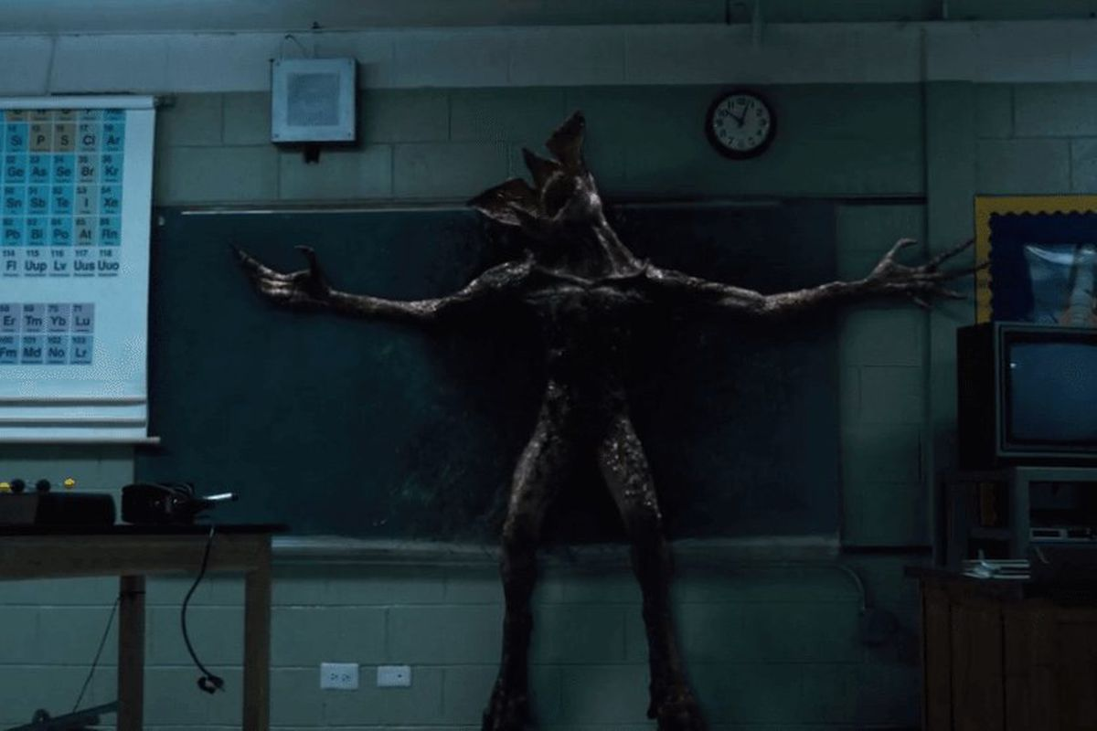Stranger Things Monster Is Terrifying Its Also A Distraction From