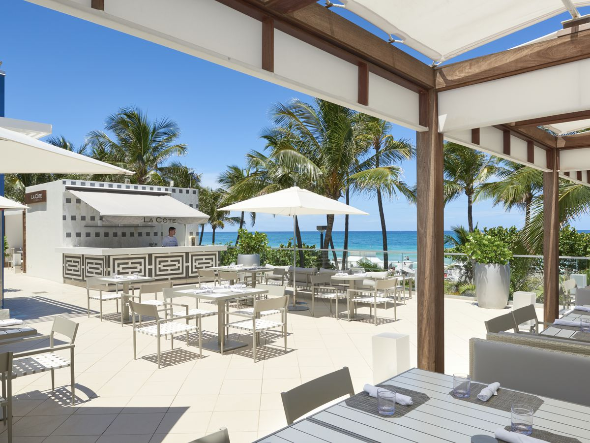 Miami S Top 10 Rooftop Restaurants And Bars Eater Miami