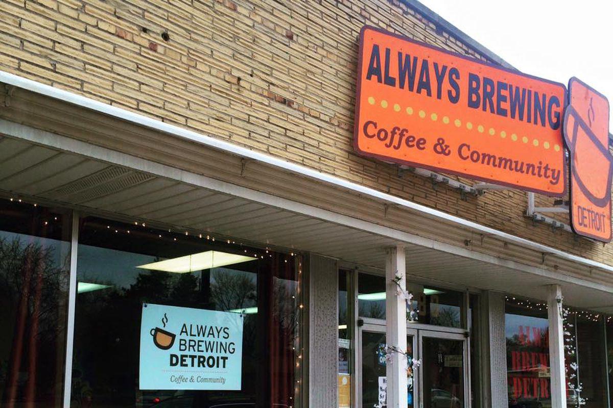 Always Brewing Detroit