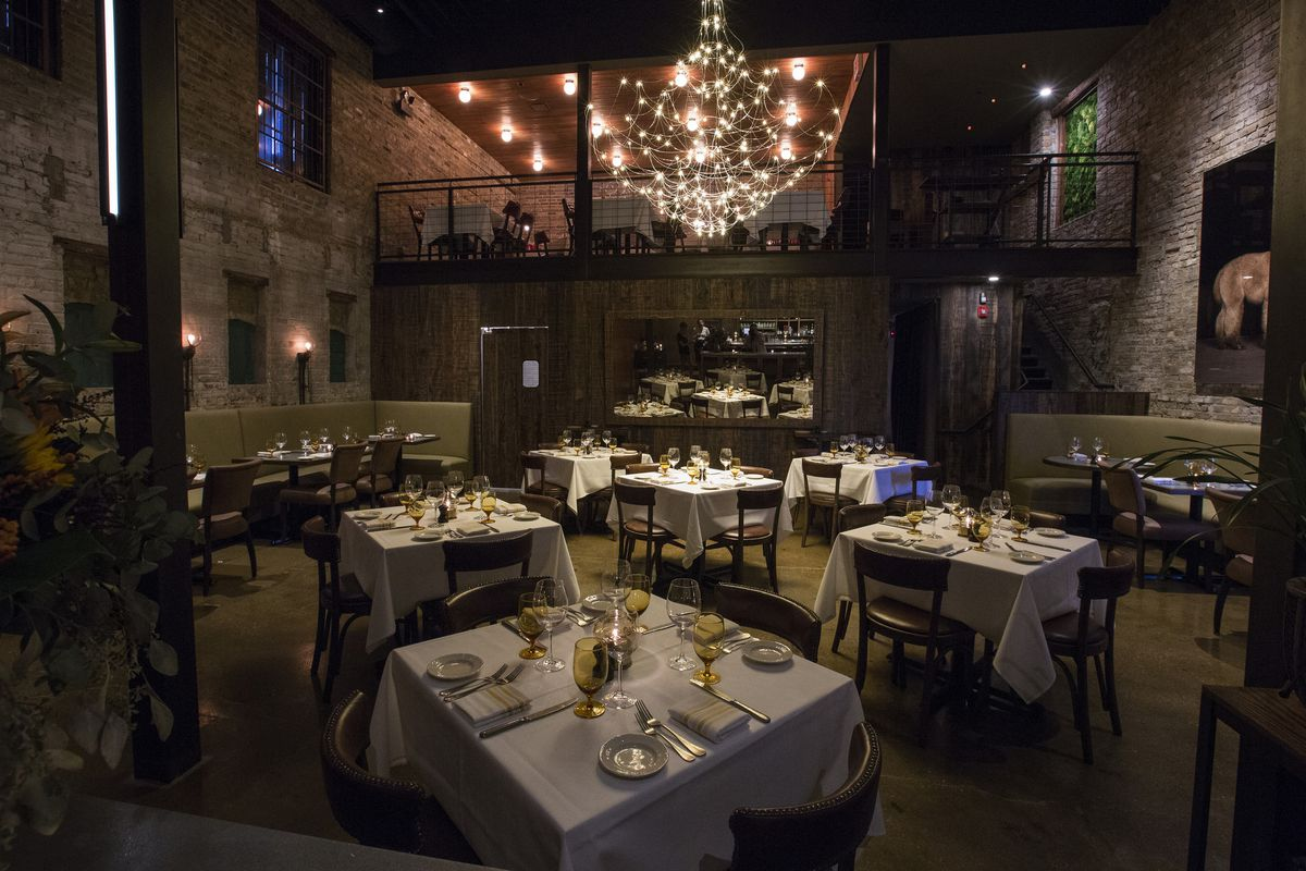 The Barn Newest Restaurant From Amy Morton Is Open In Evanston Marc Much