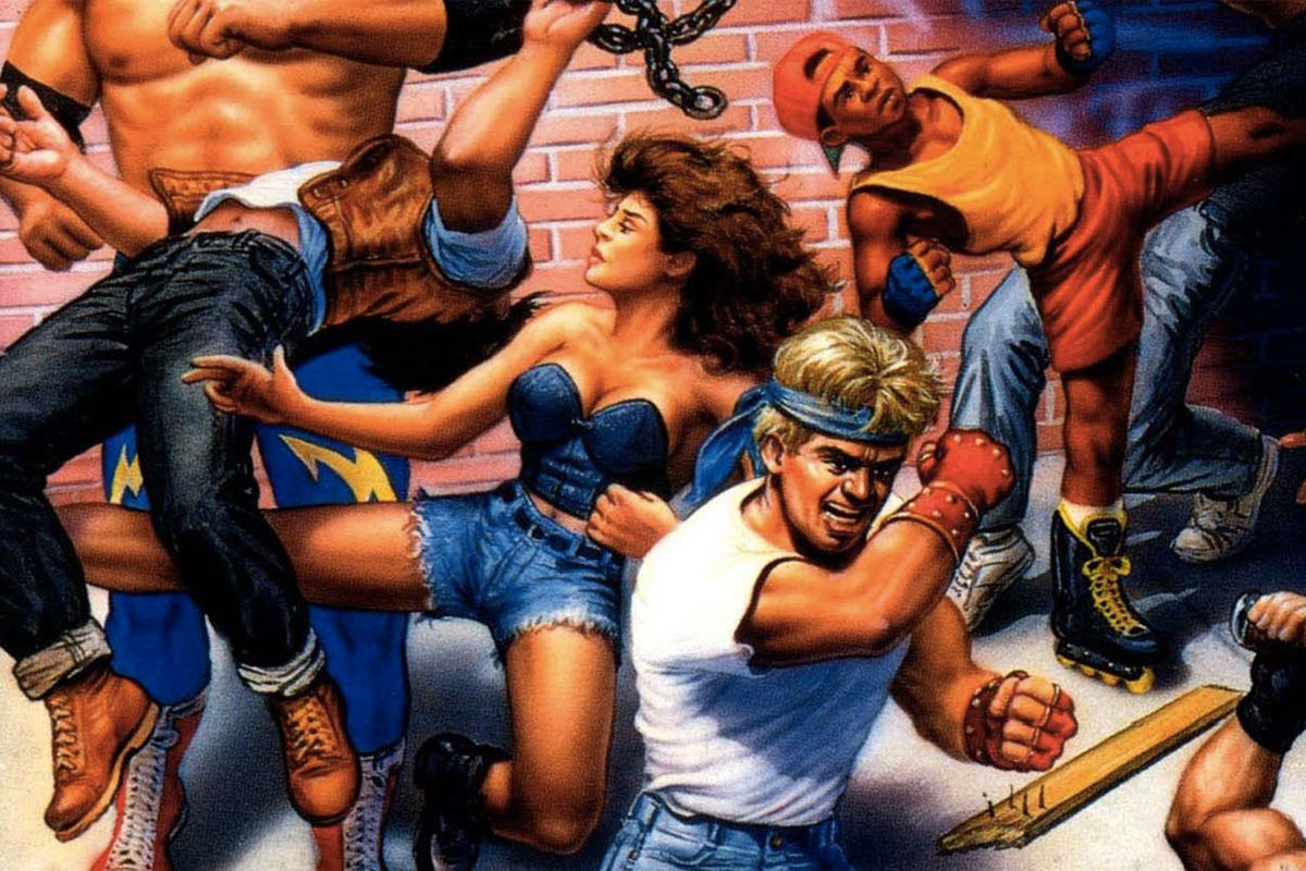 Sega Giving Away Streets Of Rage 2 Binary Domain On Steam Polygon