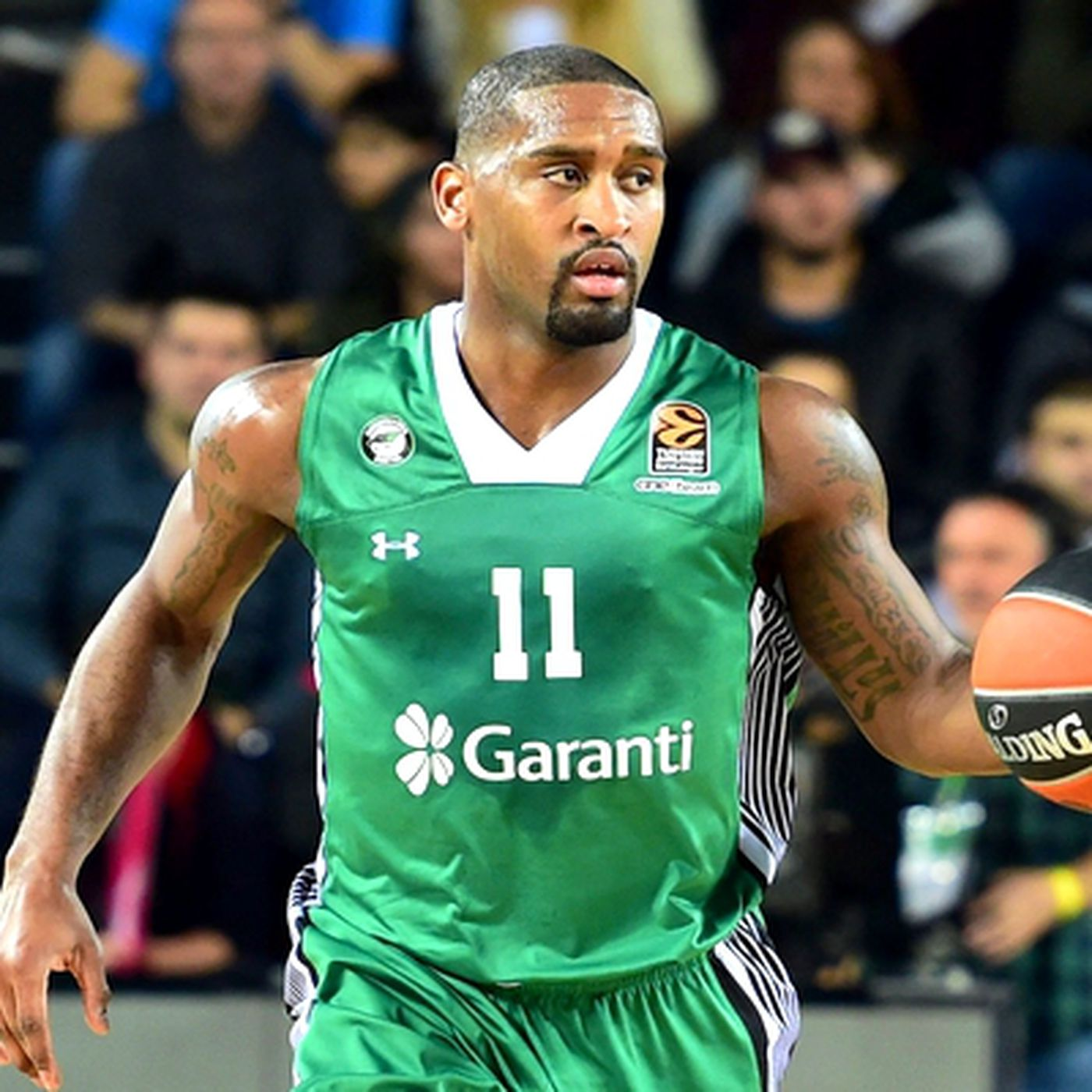 sale retailer 830ba 0fa0d Report: Nuggets in talks with Euroleague point guard Brad ...