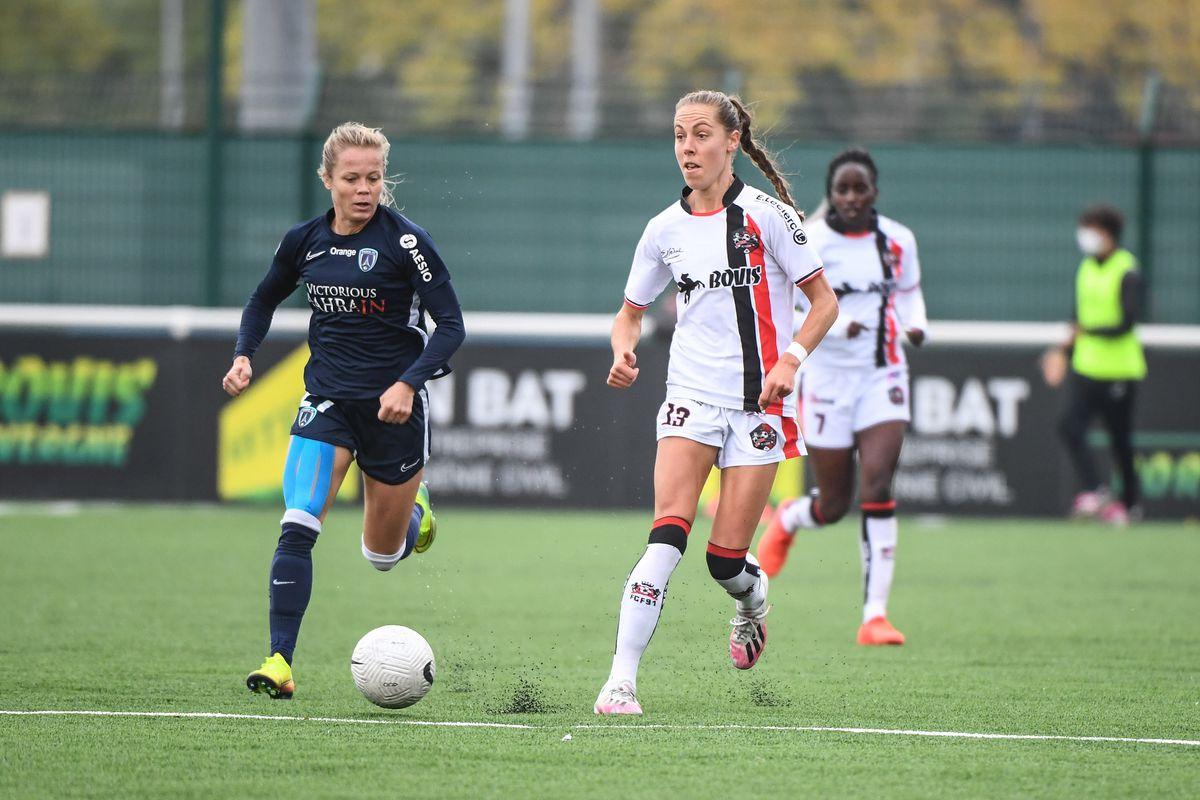 Fleury 91 v Paris FC - D1 Arkema