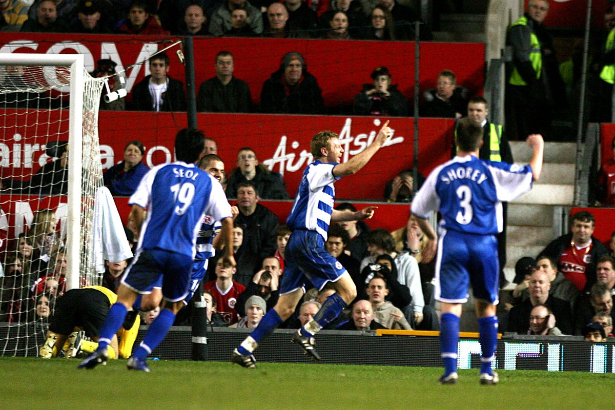Soccer - FA Cup - Fifth Round - Manchester United v Reading - Old Trafford
