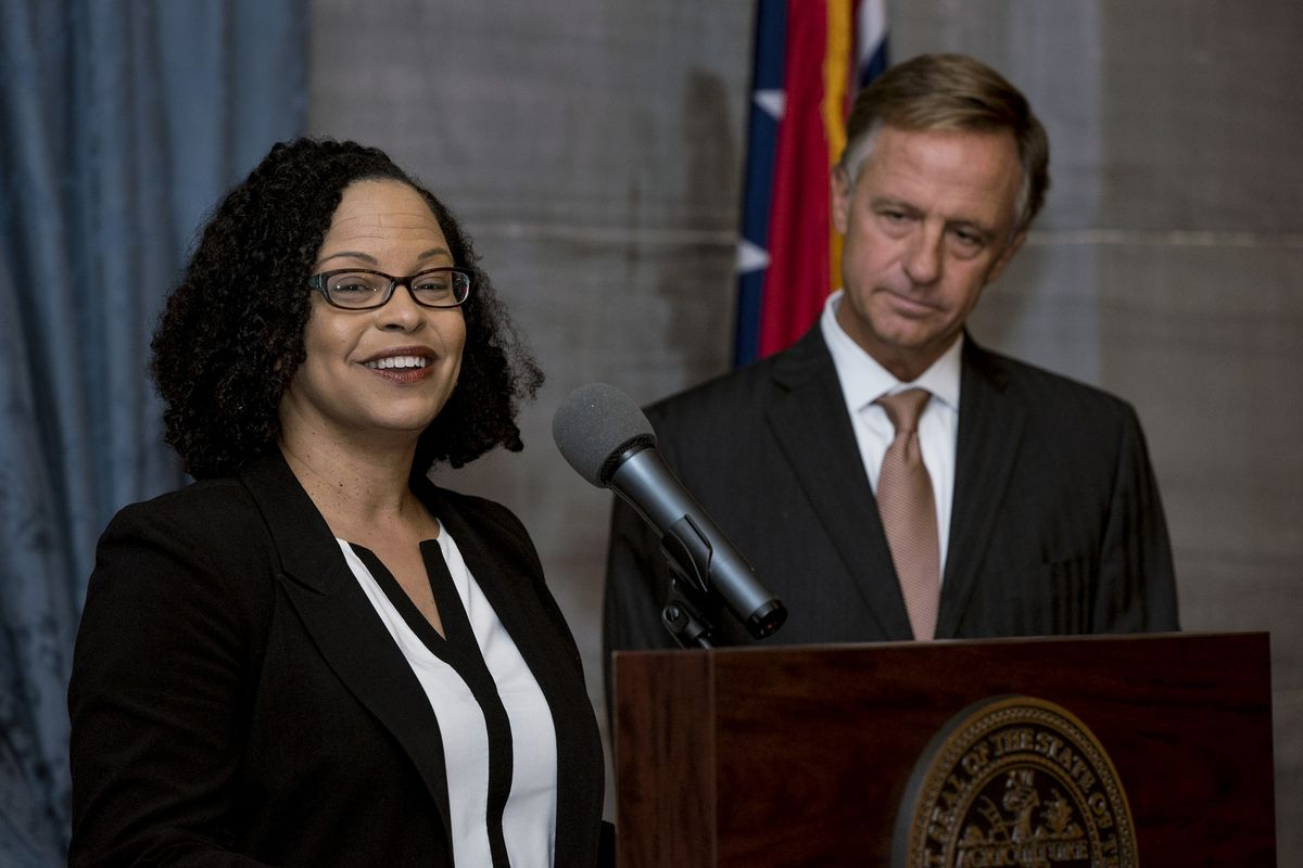 Malika Anderson became superintendent of the state-run Achievement School District in 2016 under the leadership of Gov. Bill Haslam.