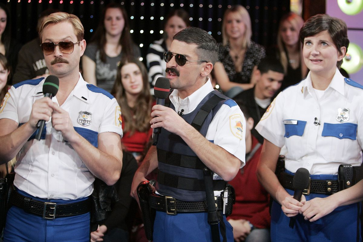 The latest Jeopardy! revelation: Aaron Rodgers is a big fan of Reno 911.
