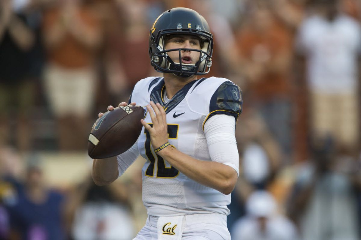 Bears Scouts Watch Cal Qb Jared Goff Chicago Sun Times