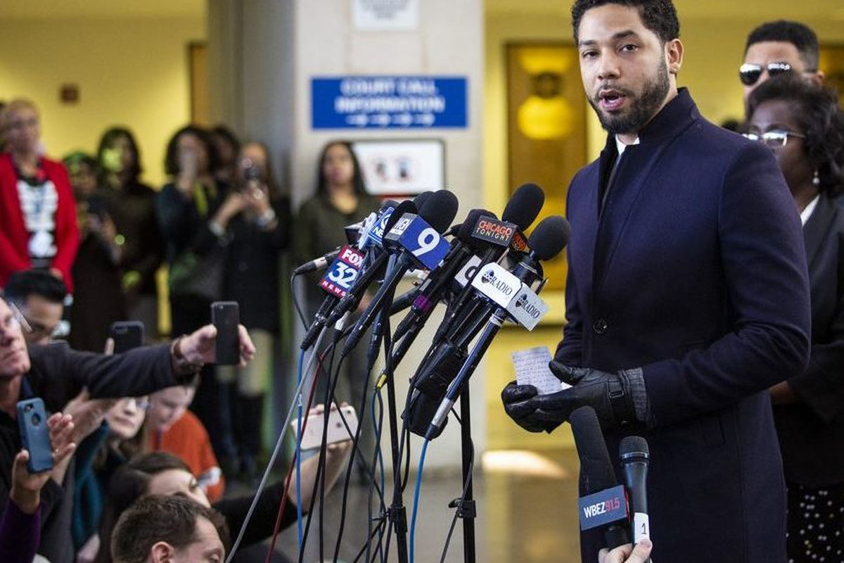 Cook County state's attorney's office fumbles in Smollett