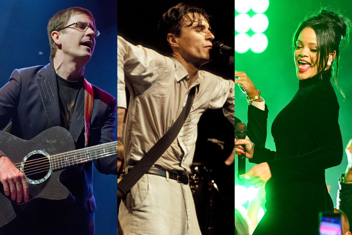 John Darnielle, David Byrne, and Rihanna all perform some of their best songs.