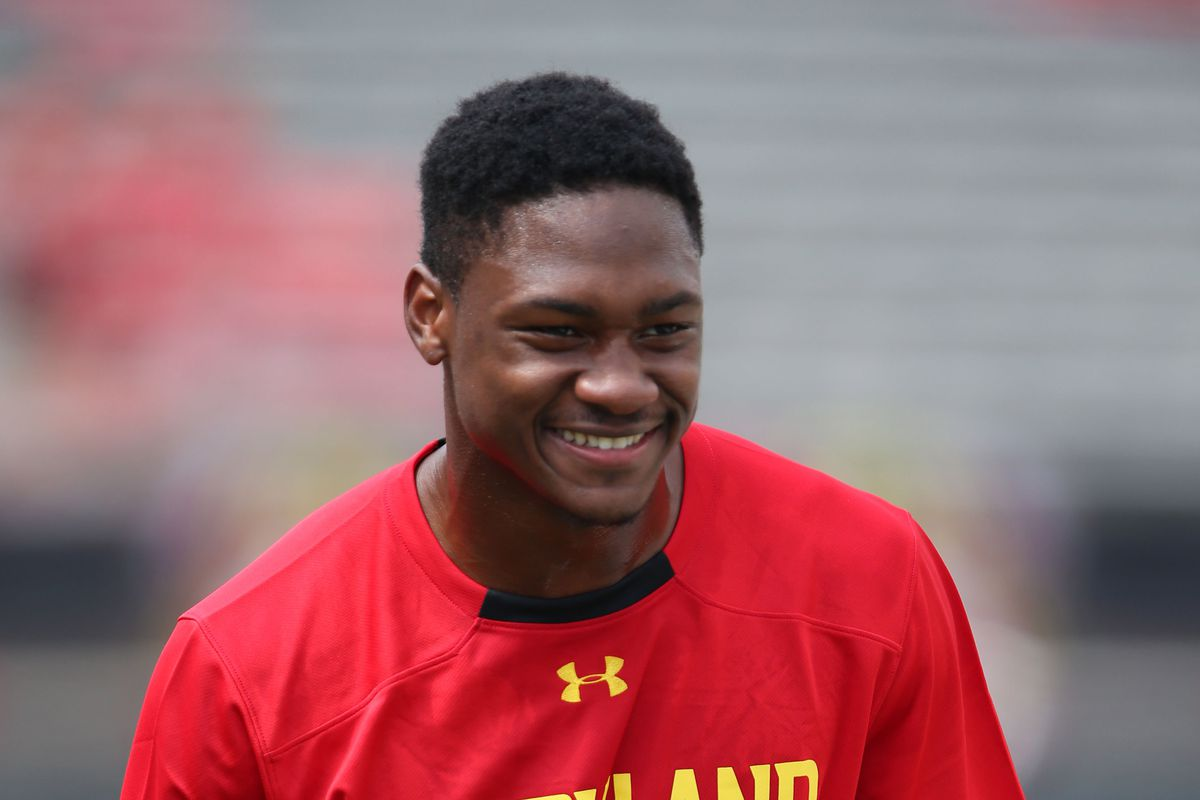 Stefon Diggs Signs 1st Pro Contract With Minnesota Vikings