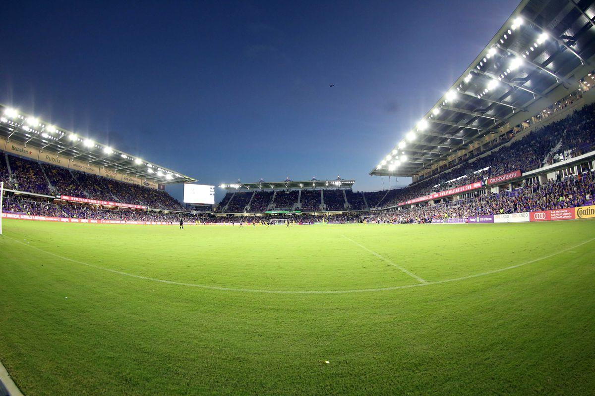 Orlando City Stadium will host the 2017 College Cup.