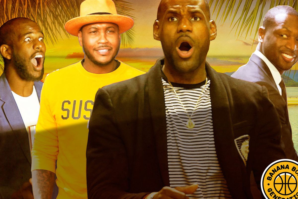 30eac4c833d4 The Ballad of the Banana Boat Brotherhood - The Ringer