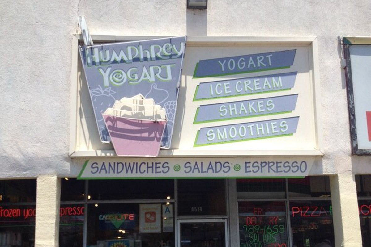 van nuys frozen yogurt
