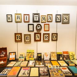 "<a href=""http://whitmansbeard.com/"">Whitman's Beard</a> Used Books also <a href=""http://artsrestore.la/vendors/whitmans-beard-used-books/"">popped up</a> at Westwood's Arts ReSTORE LA shopping village."