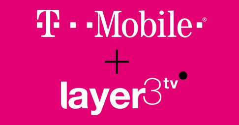 What is Layer3 TV and why is T-Mobile buying it?