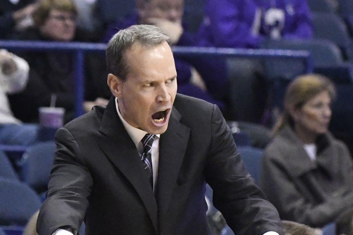 NCAA Basketball: Maryland at Northwestern
