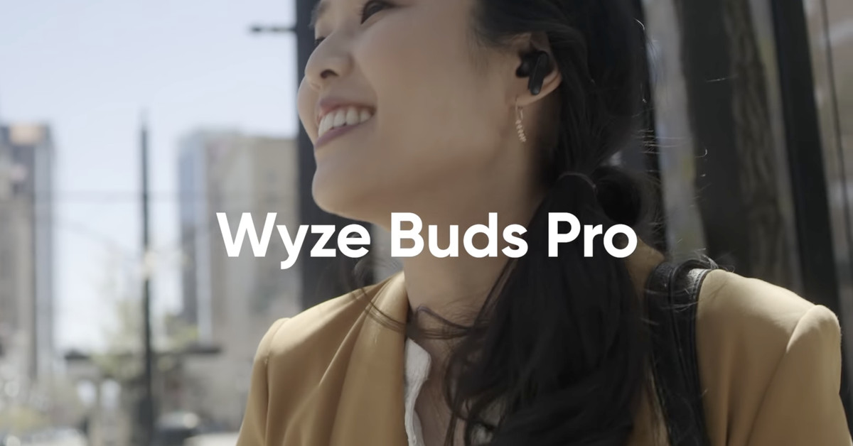 The Wyze Buds Pro offer ANC and wireless charging for $60 - The Verge