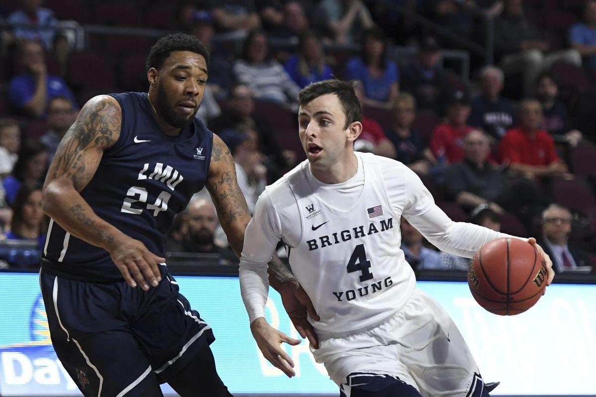 NCAA Basketball: West Coast Conference Tournament-BYU vs Loyola Marymount