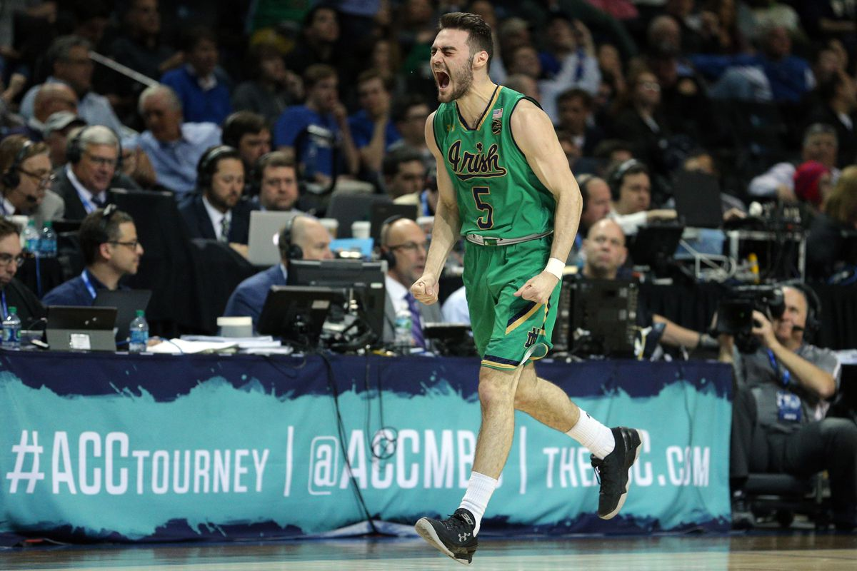 NCAA Basketball: ACC Conference Tournament-Florida State vs Notre Dame