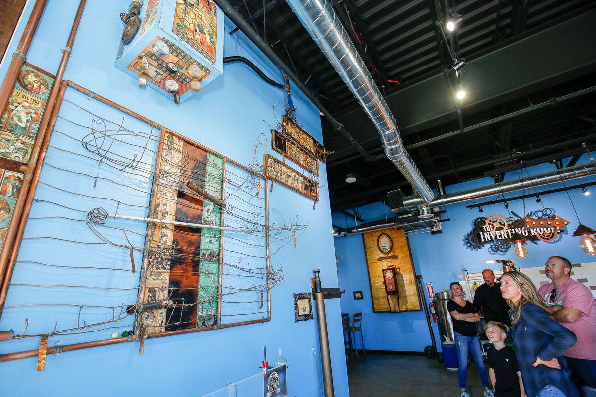 First Denver, Then Dubai: Look Inside the New Inventing Room Dessert ...