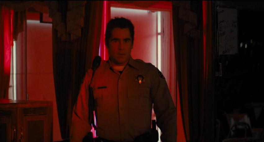 Colin Farrell descends into hell